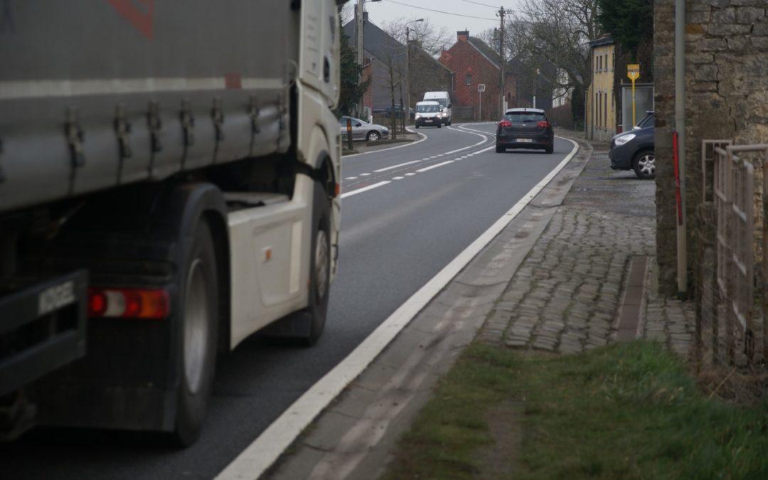 Saint-Denis. Mardi 20 février. Mobilité – Sécurité routière – sentier